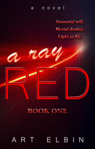 A Ray Red by Art Elbin